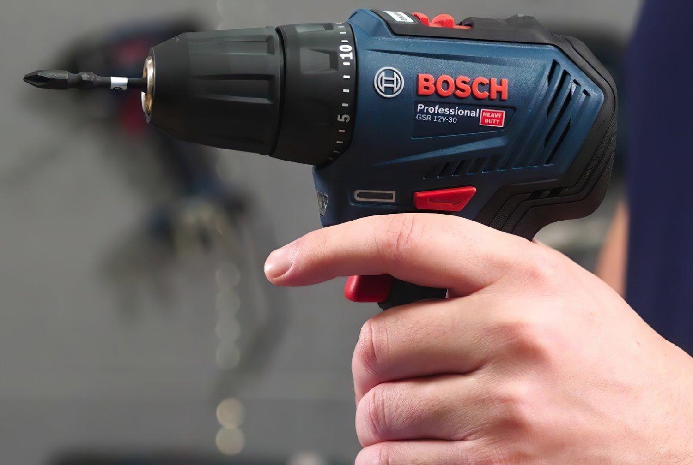 Шуруповерт-дриль Bosch Professional 12V-30 Бесщеточний фото7