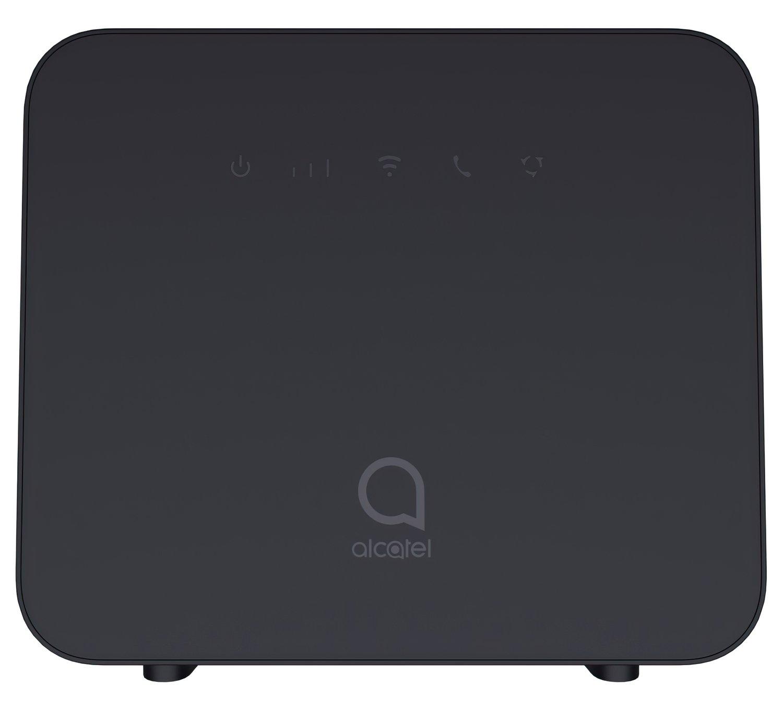 4G WiFi роутер Alcatel LINKHUB Home Station (HH42CV) Blacфото2
