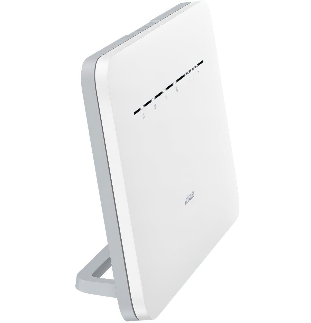Роутер HUAWEI B535-232 4G WiFi White фото4