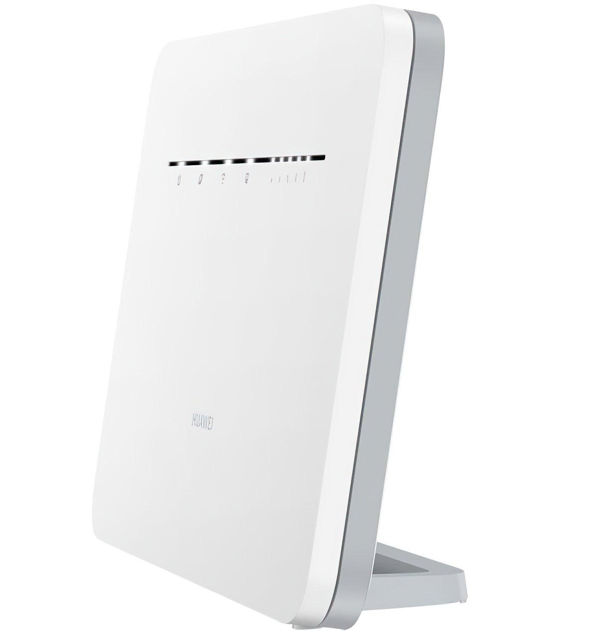 Роутер HUAWEI B535-232 4G WiFi White фото7