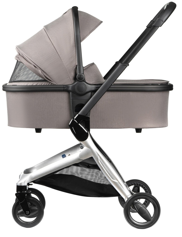 Детская коляска 2в1 Miqilong Luna Beige фото