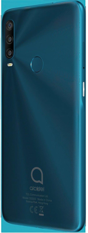 Смартфон Alcatel 1SE (5030E) 4/128GB Agate Green фото 7