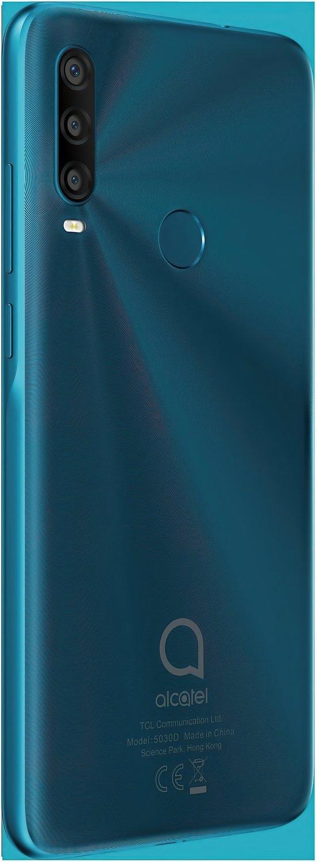 Смартфон Alcatel 1SE (5030E) 4/128GB Agate Green фото 5