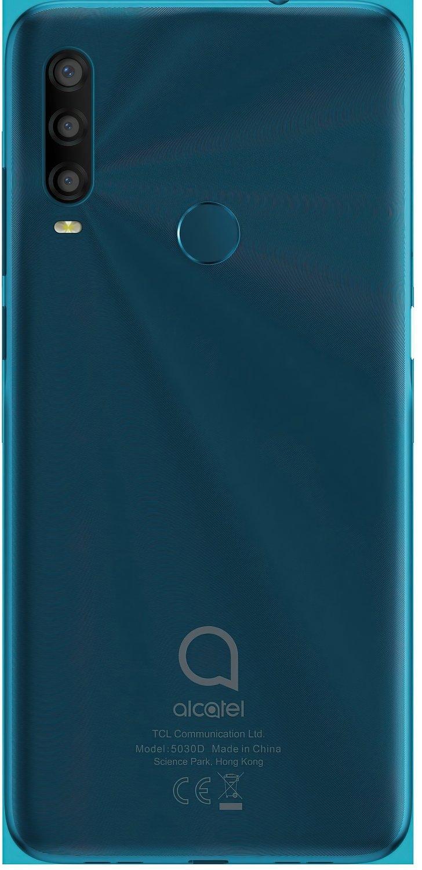 Смартфон Alcatel 1SE (5030E) 4/128GB Agate Green фото 3