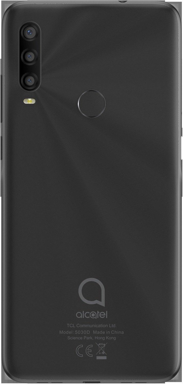 Смартфон Alcatel 1SE (5030D) 3/32GB Power Gray фото 6