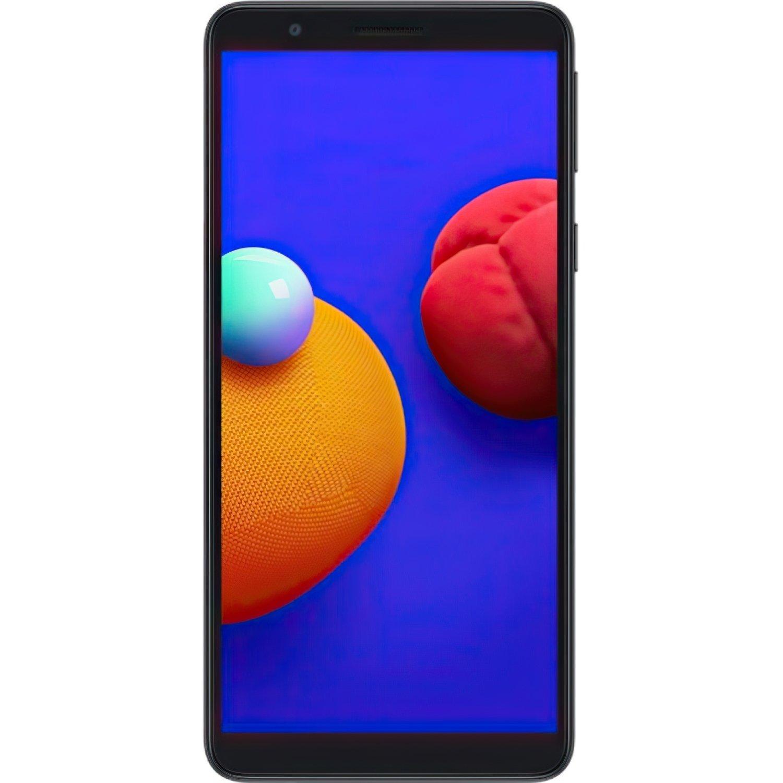Смартфон Samsung Galaxy A01 Core (A013F) 1/16GB DS Black фото