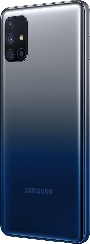 Смартфон Samsung Galaxy M31s M317F Blue фото 3