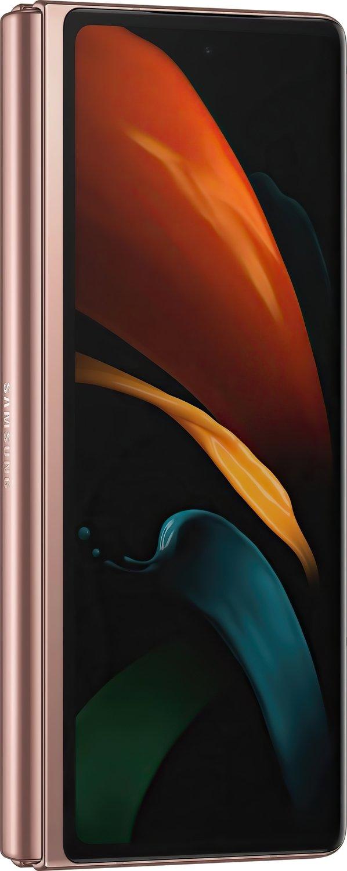 Смартфон Samsung Galaxy Z Fold2 Bronze фото 3