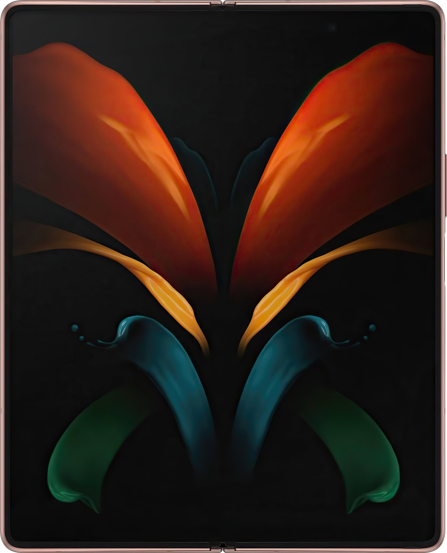 Смартфон Samsung Galaxy Z Fold2 Bronze фото 5