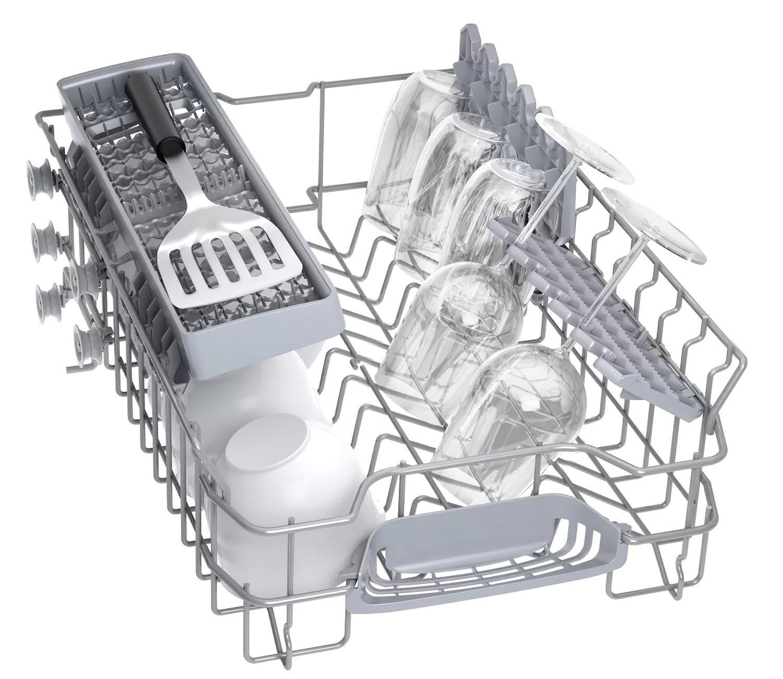 Встраиваемая посудомоечная машина Bosch SPV2IKX10E фото