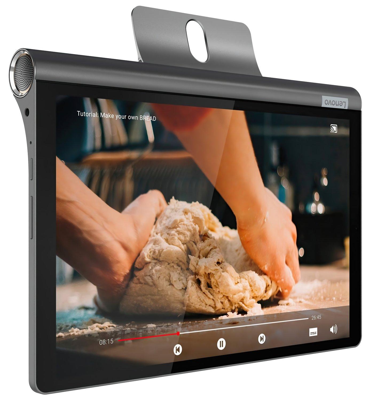 Планшет Lenovo Yoga Smart Tab 4/64 WiFi Iron Grey фото