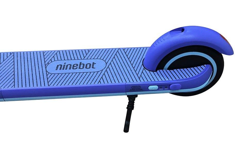 Електросамокат Ninebot by Segway E8 синій (Blue) фото
