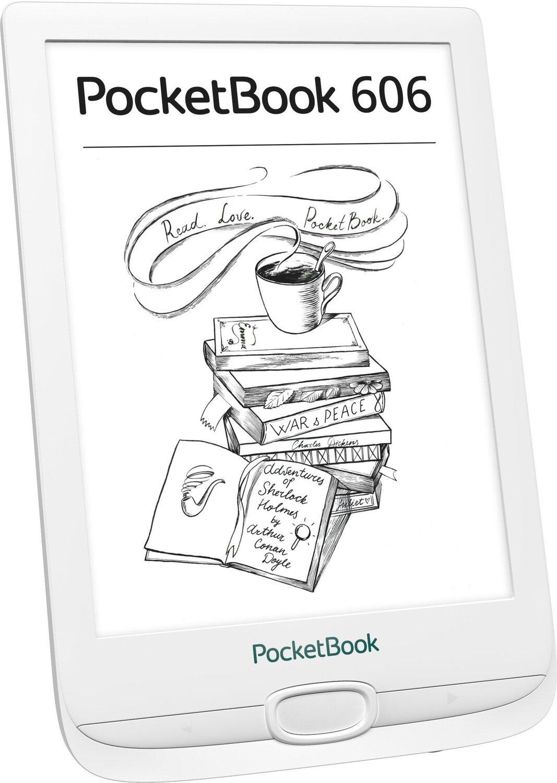 Електронна книга PocketBook 606 White фото2