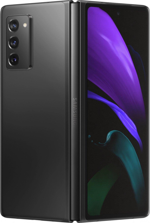 Смартфон Samsung Galaxy Z Fold2 Black фото 9