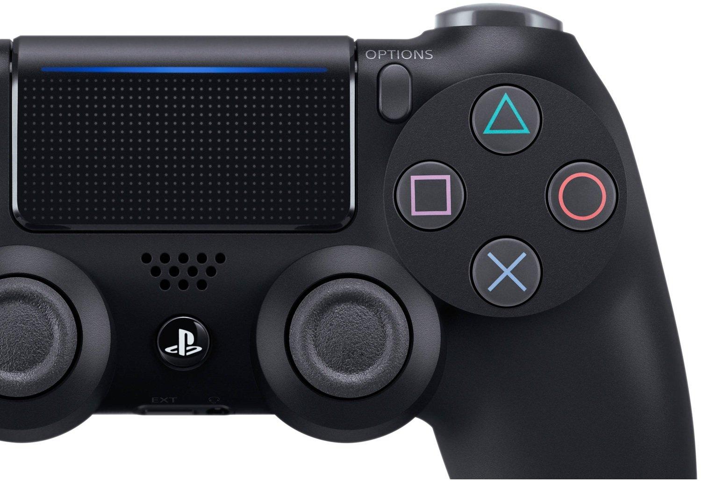 Беспроводной геймпад SONY Dualshock 4 V2 Jet Black для PS4 (FIFA 21+PSPlus 14 дней) (9835325) фото 9