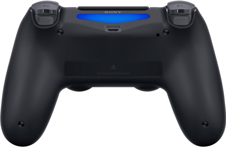 Беспроводной геймпад SONY Dualshock 4 V2 Jet Black для PS4 (FIFA 21+PSPlus 14 дней) (9835325) фото 6