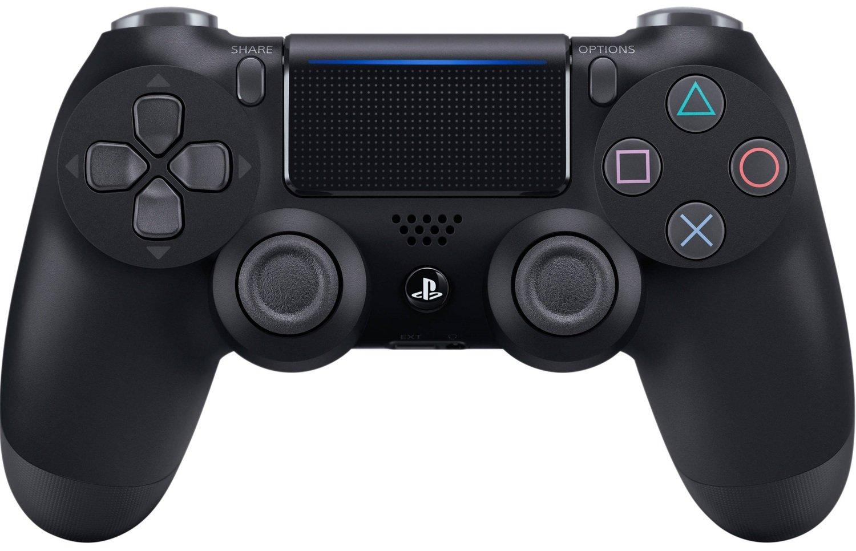 Беспроводной геймпад SONY Dualshock 4 V2 Jet Black для PS4 (FIFA 21+PSPlus 14 дней) (9835325) фото 3