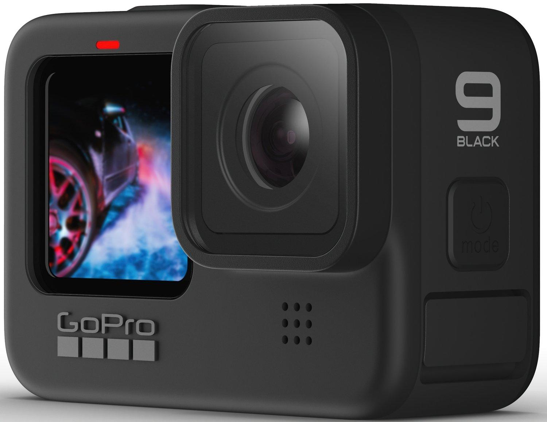 Экшн-камера GoPro HERO9 Black (CHDHX-901-RW) фото