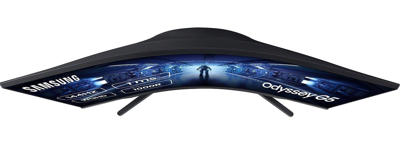 "Монітор 31.5""Samsung Odyssey G5 (LC32G55TQWIXCI) фото"