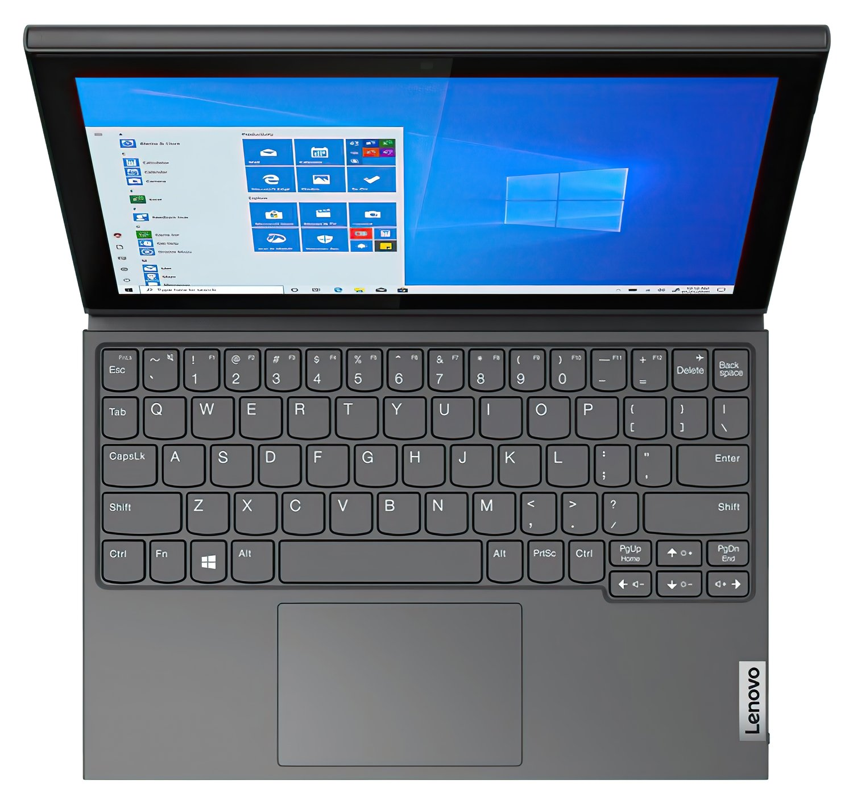 Планшет Lenovo IdeaPad Duet 3 N4020 4/128 Win10P Graphite Grey фото