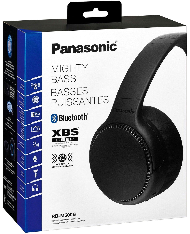 Навушники Panasonic RB-M500BGE-K Black фото10
