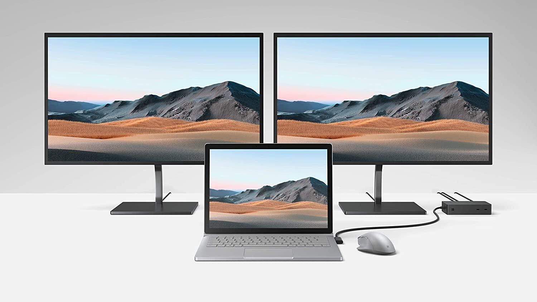 Док-станція Microsoft Surface Dock 2 (SVS-00004) фото5