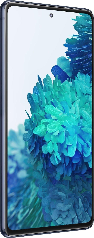 Смартфон Samsung Galaxy S20 FE Blue фото 2