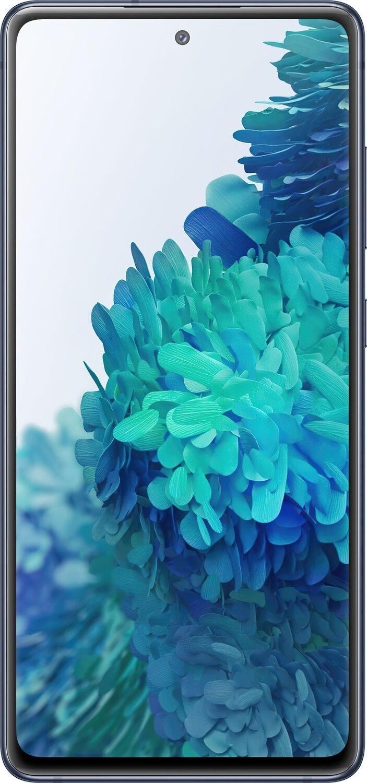 Смартфон Samsung Galaxy S20 FE Blue фото 3