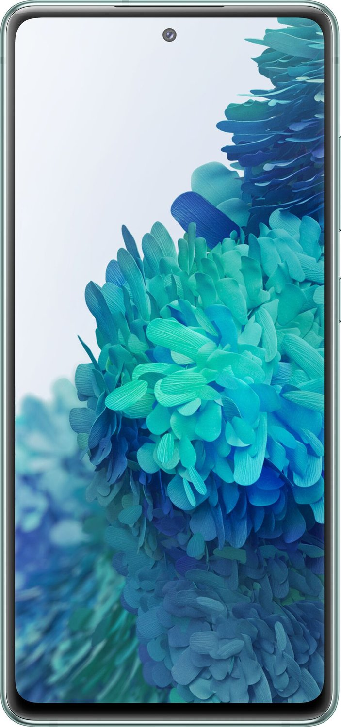 Смартфон Samsung Galaxy S20 FE Green фото 3