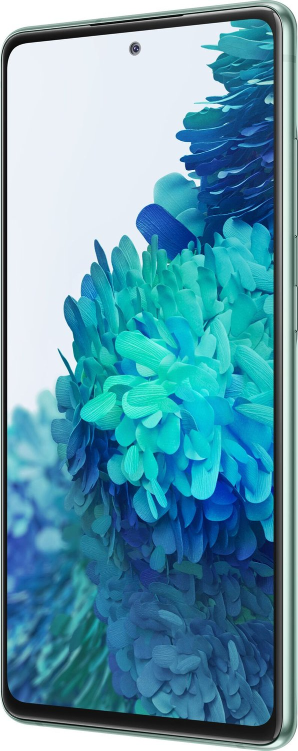 Смартфон Samsung Galaxy S20 FE Green фото 4