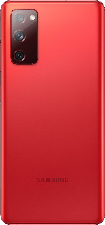 Смартфон Samsung Galaxy S20 FE Red фото 5