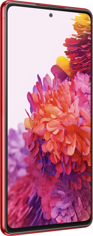 Смартфон Samsung Galaxy S20 FE Red фото 2