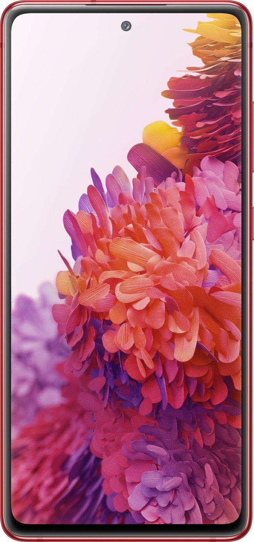 Смартфон Samsung Galaxy S20 FE Red фото 3