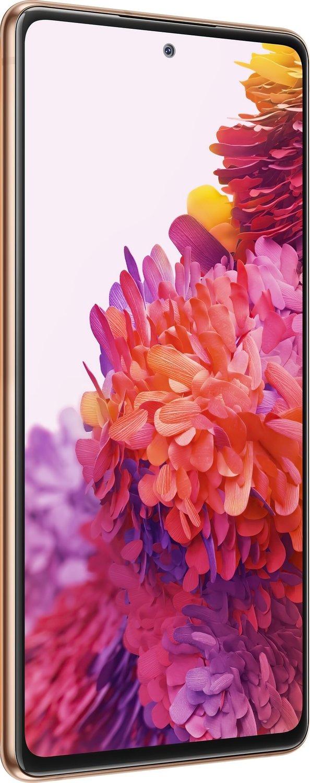 Смартфон Samsung Galaxy S20 FE Orange фото