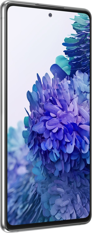 Смартфон Samsung Galaxy S20 FE White фото 3