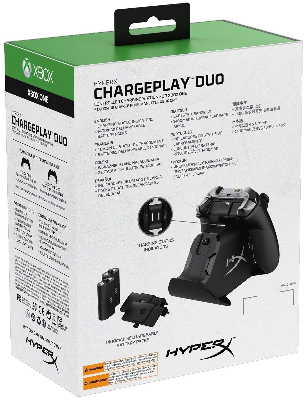 Зарядная станция HyperX ChargePlay Duo для Xbox One фото 8
