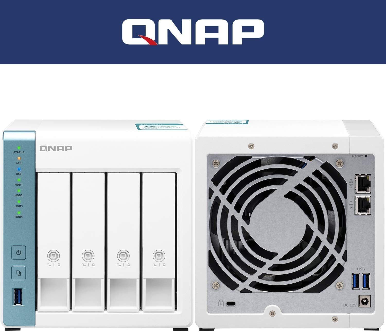 Мережеве сховище QNAP TS-431K фото