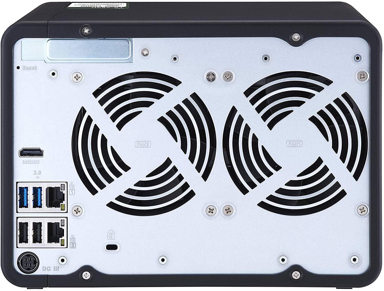 Мережеве сховище QNAP TS-653D-4G фото