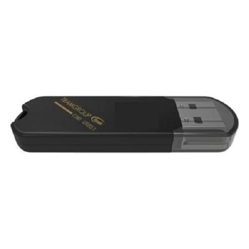 Накопичувач USB 3.0 Team 16GB C183 Black (TC183316GB01) фото