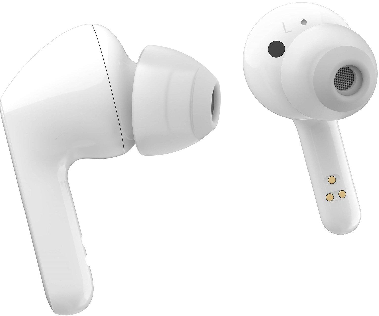 Навушники Bluetooth LG TONE Free FN4 True Wireless White фото5