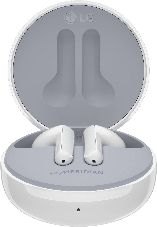Навушники Bluetooth LG TONE Free FN4 True Wireless White фото8