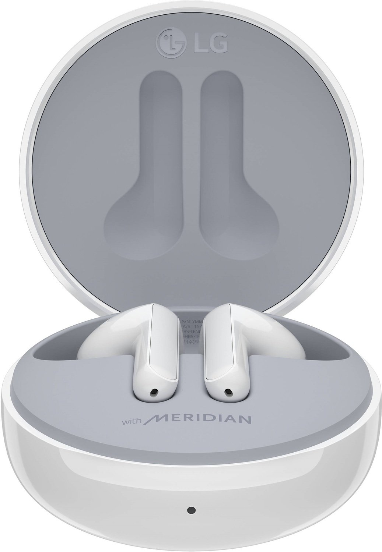 Навушники Bluetooth LG TONE Free FN6 True Wireless White фото8