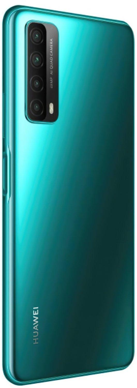 Смартфон Huawei P Smart 2021 Crush Green (51096ABX/51096ADV) фото