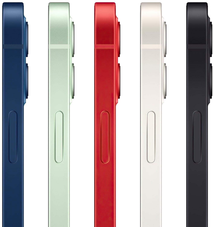 Смартфон Apple iPhone 12 64GB (PRODUCT) RED (MGJ73) фото