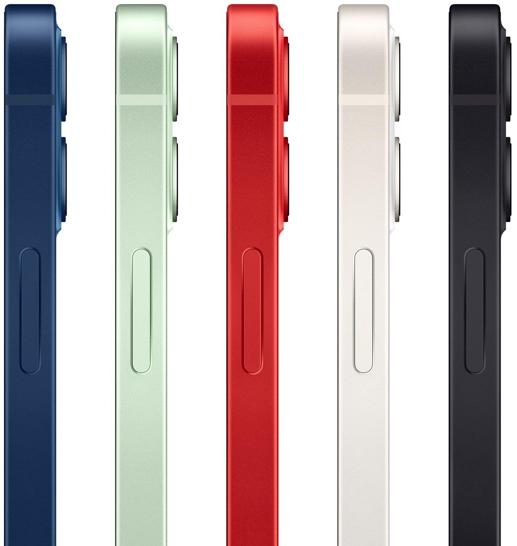Смартфон Apple iPhone 12 mini 256GB Blue (MGED3) фото 4