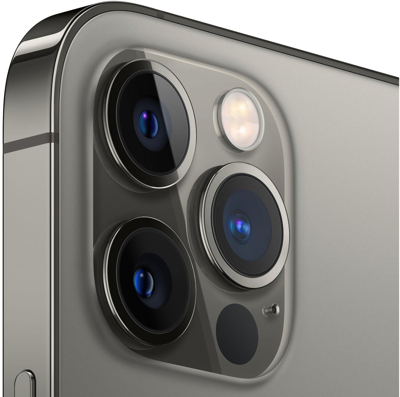 Смартфон Apple iPhone 12 Pro 256GB Graphite (MGMP3) фото 3
