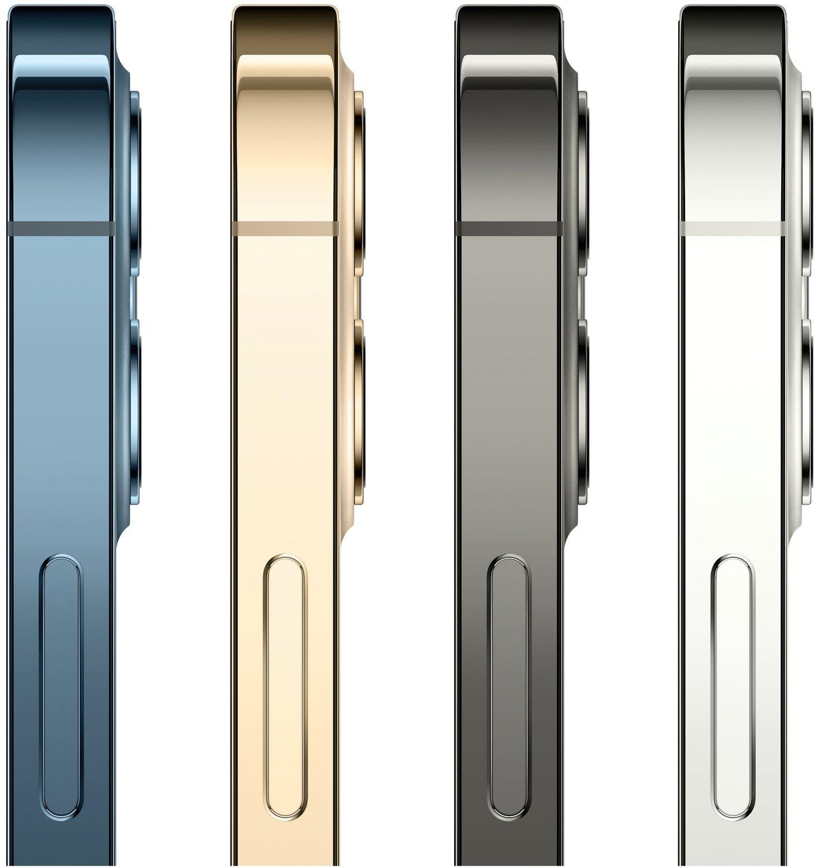 Смартфон Apple iPhone 12 Pro 256GB Graphite (MGMP3) фото 4