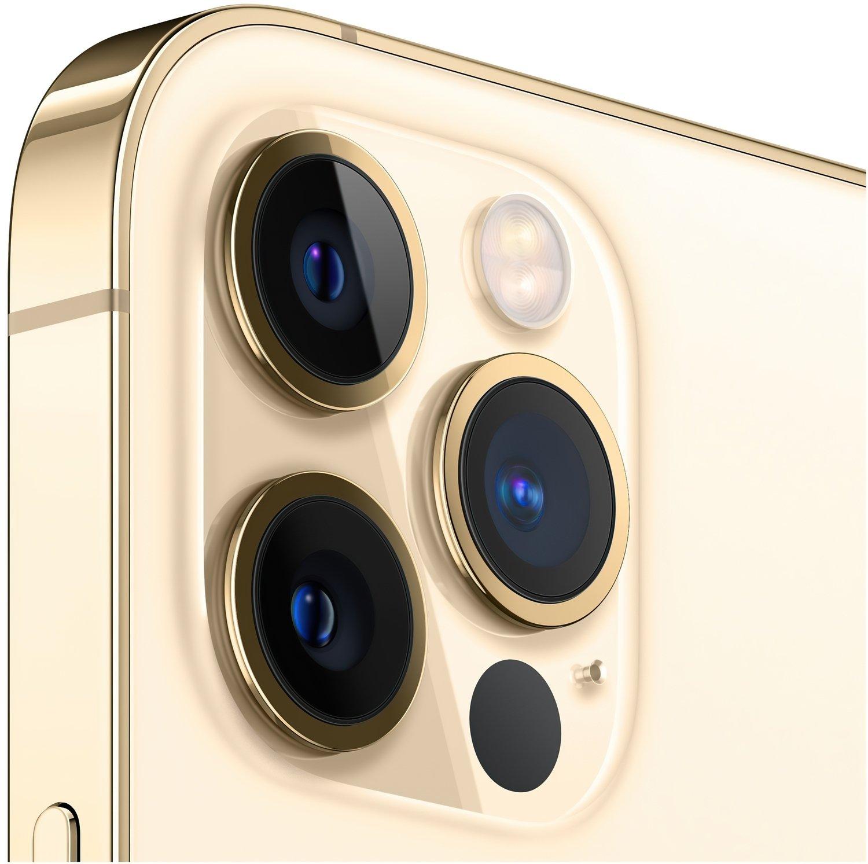 Смартфон Apple iPhone 12 Pro 256GB Gold (MGMR3) фото 3