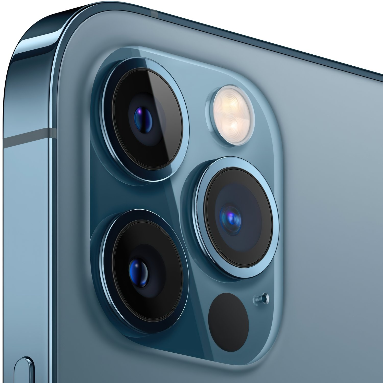 Смартфон Apple iPhone 12 Pro 256GB Pacific Blue (MGMT3) фото 3