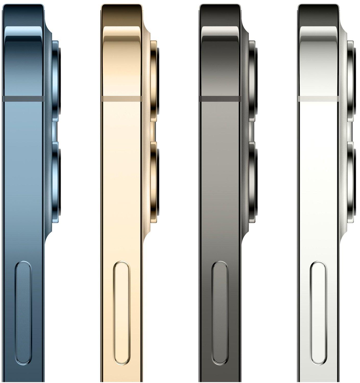 Смартфон Apple iPhone 12 Pro Max 128GB Graphite (MGD73) фото
